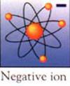 Negative ion 100