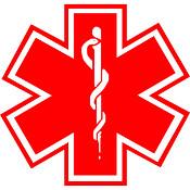 medical emblem 175