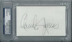 Claudis James Signature 250