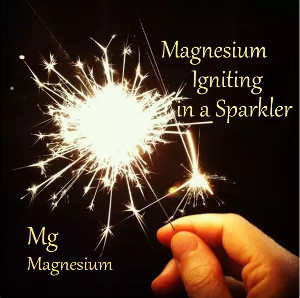 Magnesium the spark of life